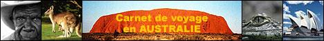 Carnet de voyage en Australie